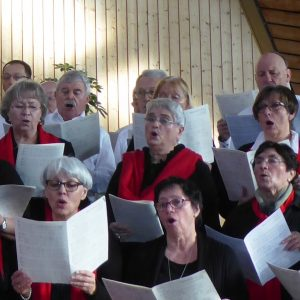 Kirchenkonzert GVO 2017